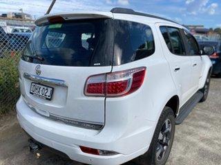 2016 Holden Trailblazer RG MY17 LT White 6 Speed Sports Automatic Wagon.