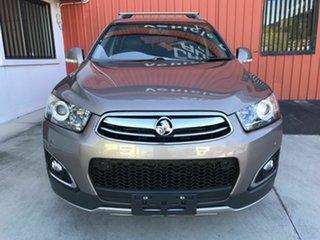 2015 Holden Captiva CG MY15 7 AWD LTZ Bronze 6 Speed Sports Automatic Wagon.