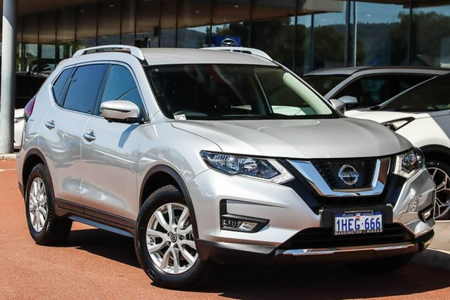 Used Nissan X-Trail T32 Series III MY20 ST-L X-tronic 2WD Gosnells, 2020 Nissan X-Trail T32 Series III MY20 ST-L X-tronic 2WD Silver 7 Speed Constant Variable Wagon