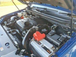 2018 Ford Ranger PX MkIII 2019.00MY XLT Lightning Blue 6 Speed Manual Utility