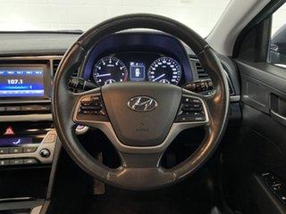 2016 Hyundai Elantra AD MY17 Elite Grey 6 Speed Sports Automatic Sedan