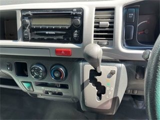 2006 Toyota HiAce KDH223R MY07 Commuter White 4 Speed Automatic Bus