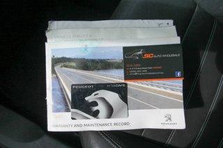 2011 Peugeot 508 Allure Blue 6 Speed Sports Automatic Sedan