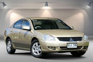 2005 Mitsubishi 380 DB LS Gold 5 Speed Sports Automatic Sedan.