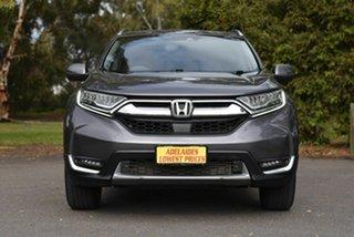 2018 Honda CR-V RW MY18 VTi-LX 4WD Silver 1 Speed Constant Variable Wagon.