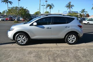 2013 Nissan Murano Z51 MY12 ST Silver Continuous Variable Wagon