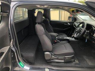 2020 Isuzu D-MAX RG MY21 LS-U Space Cab Grey 6 Speed Sports Automatic Utility