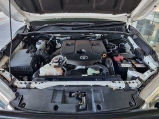 2017 Toyota Hilux GUN126R MY17 SR5 (4x4) Glacier White 6 Speed Automatic Dual Cab Utility