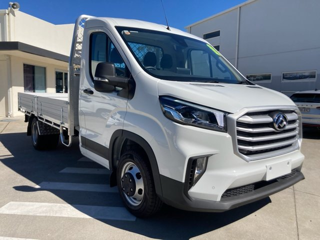 New LDV Deliver 9 MY21 Glendale, 2021 LDV Deliver 9 MY21 6 Speed Automatic Cab Chassis