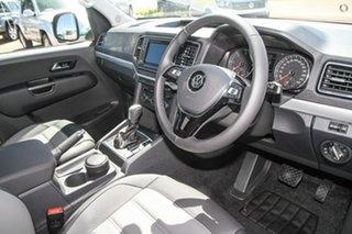 2021 Volkswagen Amarok 2H MY21 TDI580 4MOTION Perm Highline Silver 8 Speed Automatic Utility