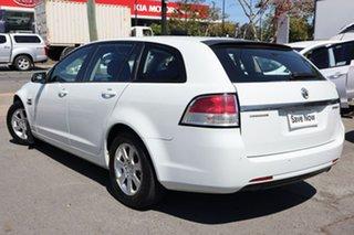 2008 Holden Commodore VE MY09 Omega Sportwagon White 4 Speed Automatic Wagon