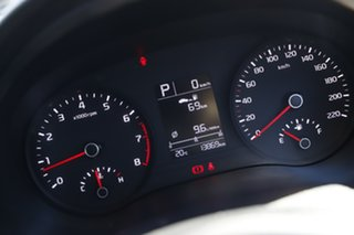 2019 Kia Rio YB MY20 Sport Aurora Black Pearl 6 Speed Automatic Hatchback