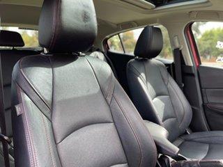 2014 Mazda 3 BM5436 SP25 SKYACTIV-MT Astina Red 6 Speed Manual Hatchback