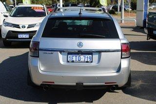 2014 Holden Calais VF MY14 V Sportwagon Silver 6 Speed Sports Automatic Wagon