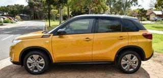 2020 Suzuki Vitara LY Series II 2WD Yellow 6 Speed Sports Automatic Wagon