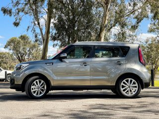 2018 Kia Soul PS MY18 SI Silver 6 Speed Automatic Hatchback.