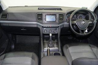 2017 Volkswagen Amarok 2H MY18 TDI550 4MOTION Perm Highline Grey 8 Speed Automatic Utility