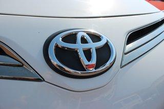 2013 Toyota Tarago ACR50R MY13 GLi Glacier White 7 Speed Automatic Mini Bus