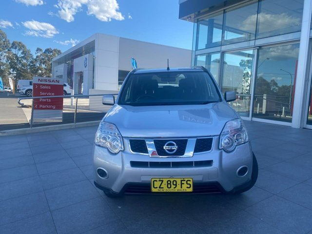 Used Nissan X-Trail T31 Series IV ST 2WD Liverpool, 2011 Nissan X-Trail T31 Series IV ST 2WD 1 Speed Constant Variable Wagon