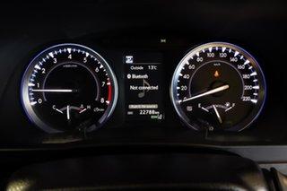 2018 Toyota Kluger GSU55R Grande AWD Red 8 Speed Sports Automatic Wagon
