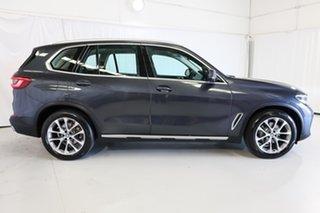 2018 BMW X5 G05 xDrive30d Steptronic Grey 8 Speed Sports Automatic Wagon.
