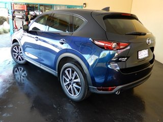 2019 Mazda CX-5 MY19 (KF Series 2) GT (4x4) Blue 6 Speed Automatic Wagon.