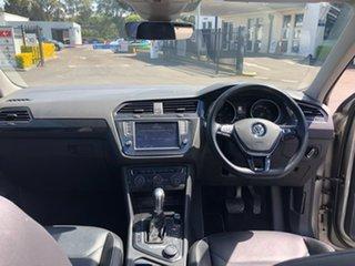 2016 Volkswagen Tiguan 5N MY17 140TDI DSG 4MOTION Highline Silver 7 Speed