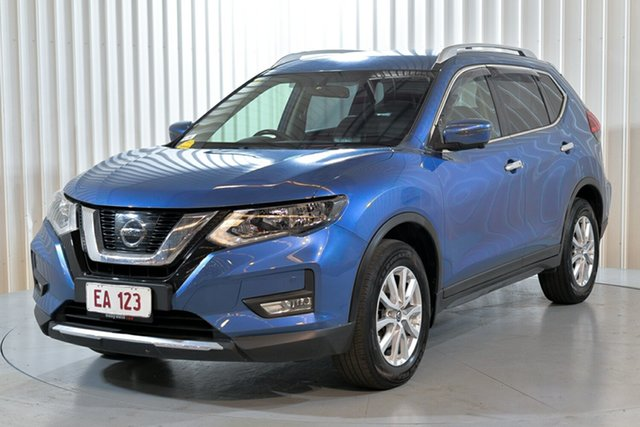 Used Nissan X-Trail T32 Series II ST-L X-tronic 2WD Hendra, 2018 Nissan X-Trail T32 Series II ST-L X-tronic 2WD Blue 7 Speed Constant Variable Wagon