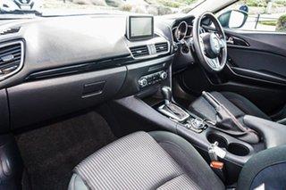 2015 Mazda 3 BM5438 SP25 SKYACTIV-Drive Grey 6 Speed Sports Automatic Hatchback