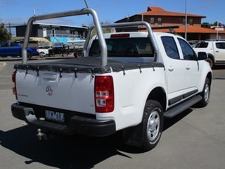 2015 Holden Colorado RG MY16 LS (4x4) White 6 Speed Automatic Dual Cab
