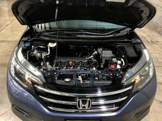 2014 Honda CR-V RM MY15 VTi Navi Blue 5 Speed Automatic Wagon