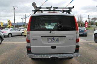 2014 Mercedes-Benz Vito MY14 113CDI SWB White 5 Speed Automatic Van