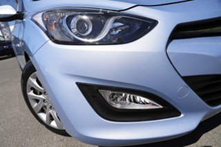 2012 Hyundai i30 FD MY11 SX Clean Blue 4 Speed Automatic Hatchback.