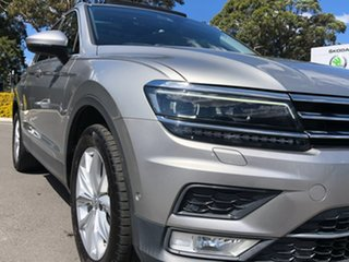 2016 Volkswagen Tiguan 5N MY17 140TDI DSG 4MOTION Highline Silver 7 Speed.