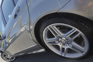 2010 Mercedes-Benz C-Class W204 MY10 C250 CGI Avantgarde Palladium Silver 5 Speed Sports Automatic