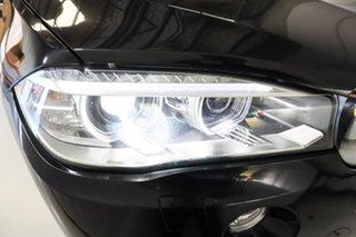 2015 BMW X5 F15 sDrive25d Black 8 Speed Automatic Wagon