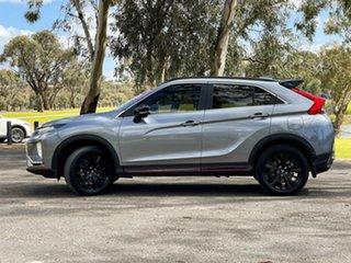 2020 Mitsubishi Eclipse Cross YA MY20 Black Edition (2WD) Grey Titanium Continuous Variable Wagon.