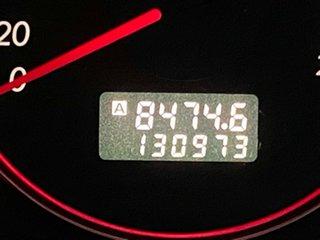 2008 Subaru Liberty B4 MY08 Luxury Edition AWD Red 5 Speed Manual Sedan