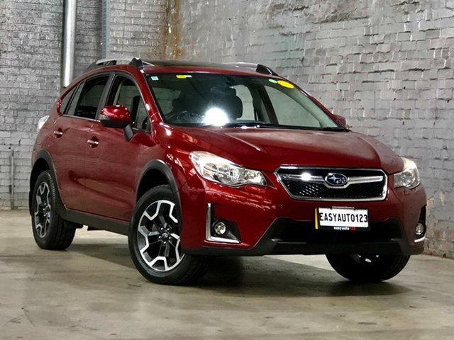 Used Subaru XV G4X MY17 2.0i-S Lineartronic AWD Mile End South, 2017 Subaru XV G4X MY17 2.0i-S Lineartronic AWD Red 6 Speed Constant Variable Wagon