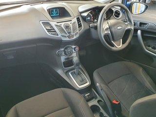 2015 Ford Fiesta WZ MY15 Trend PwrShift Blue 6 Speed Sports Automatic Dual Clutch Hatchback