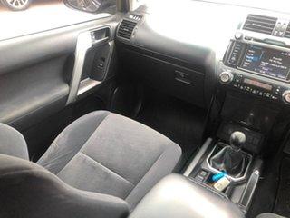 2016 Toyota Landcruiser Prado GDJ150R GXL Bronze 6 Speed Manual Wagon