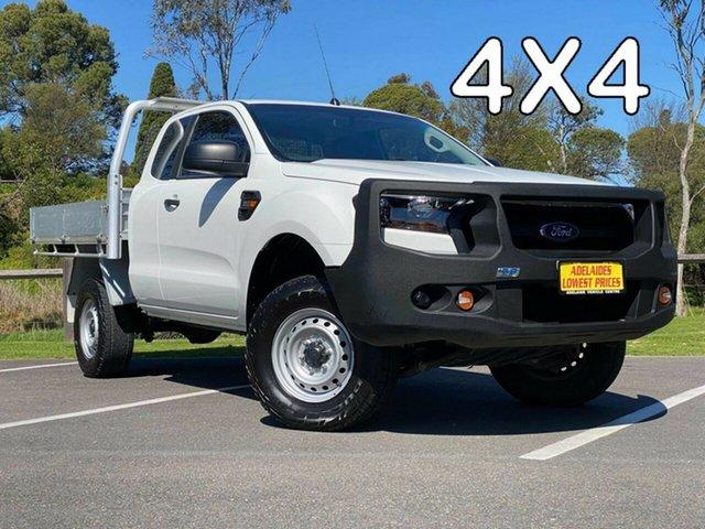 Used Ford Ranger PX MkII 2018.00MY XL Strathalbyn, 2018 Ford Ranger PX MkII 2018.00MY XL White 6 Speed Manual Utility
