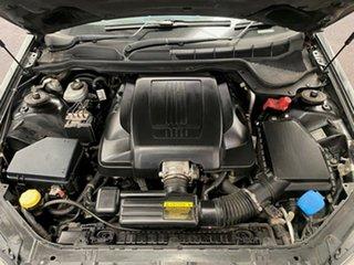 2008 Holden Calais VE MY08.5 V Black 5 Speed Sports Automatic Sedan