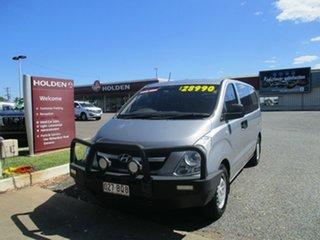 2014 Hyundai iLOAD TQ2-V MY14 Silver 5 Speed Automatic Van.