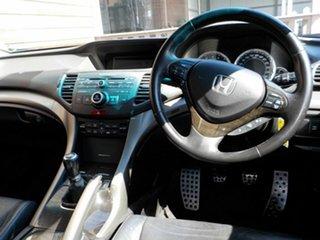 2010 Honda Accord Euro CU MY10 Luxury Grey 6 Speed Manual Sedan