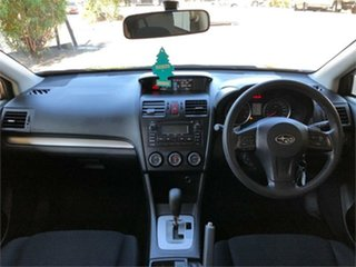 2012 Subaru XV G4X 2.0I Grey 6 Speed Constant Variable Wagon