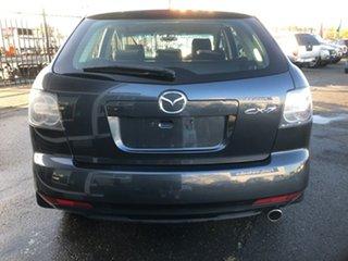 2011 Mazda CX-7 ER MY10 Classic (FWD) Grey 5 Speed Auto Activematic Wagon