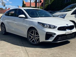 2019 Kia Cerato BD MY19 Sport+ Safety Pack Snowflake White Pearl 6 Speed Automatic Hatchback.