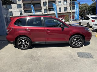 2014 Subaru Forester MY14 2.5I-S Red Continuous Variable Wagon