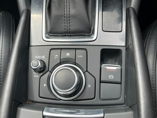 2016 Mazda 6 GJ1022 Touring SKYACTIV-Drive Soul Red 6 Speed Sports Automatic Sedan